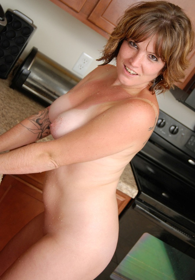 Versaute Hausfrau