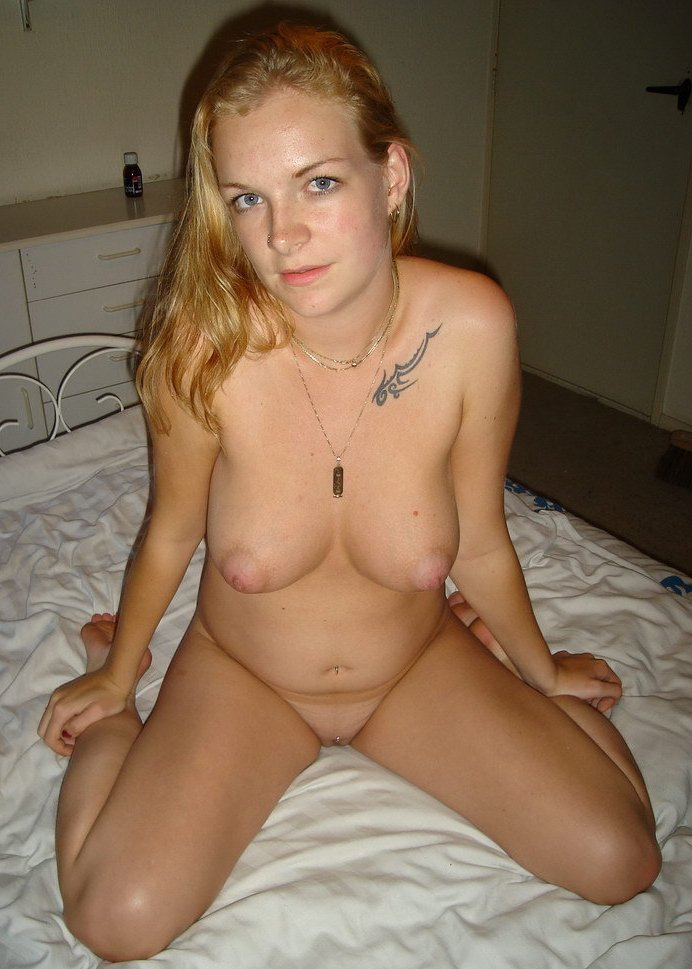 Untervögelte Frau