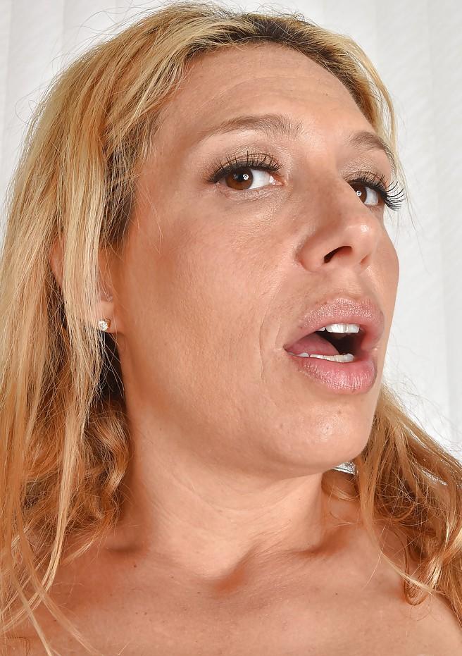 Frivole Hausfrau
