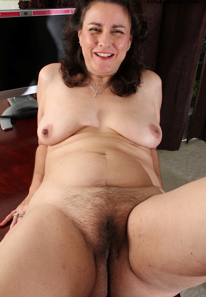 Sexgierige Dame
